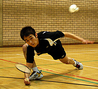 Triumphant firsts promoted as brilliant badminton season ends
