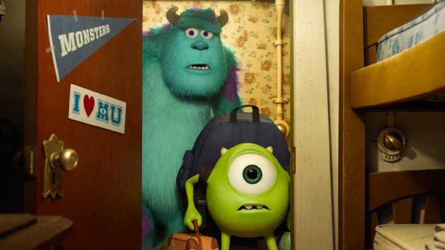 First Look Review: Monsters University