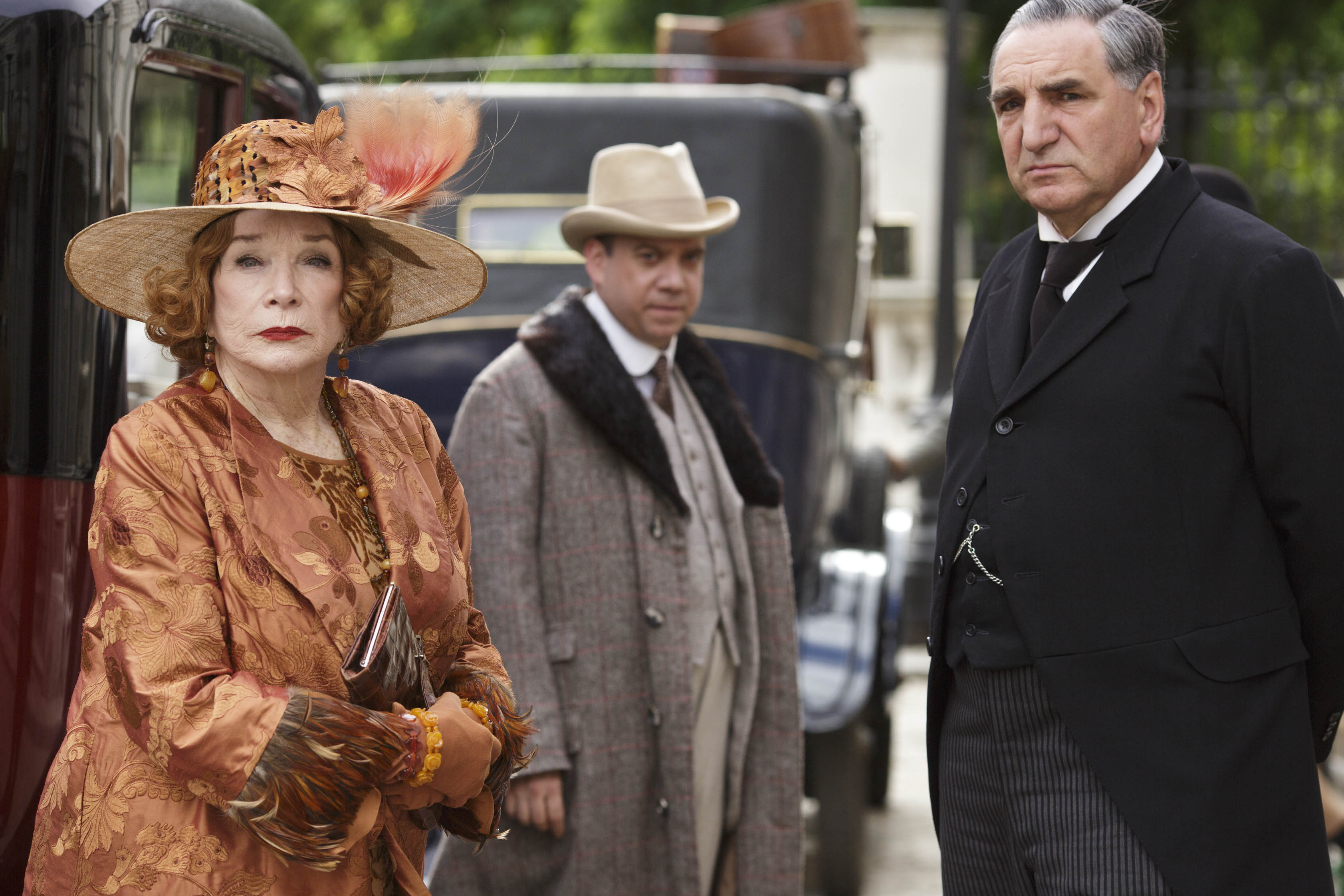 TV Review: Downton Abbey - Christmas special