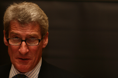 Jeremy Paxman: candidates are unappealing!