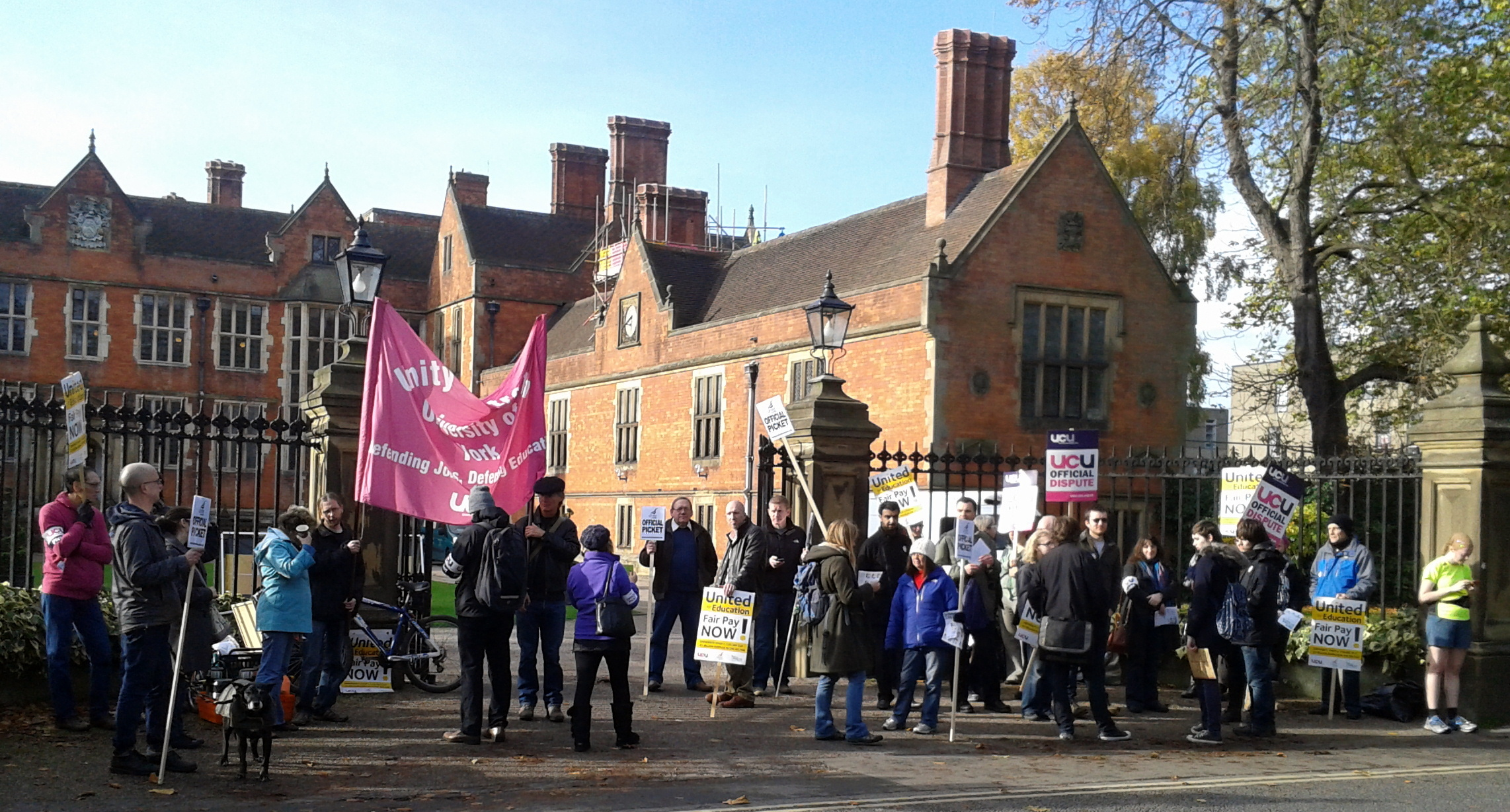 Student anger at further planned lecturer strikes