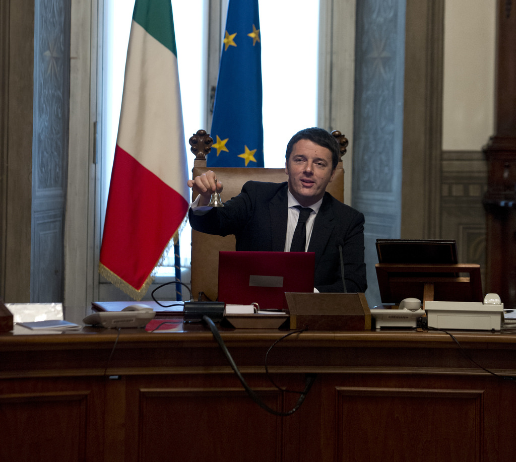 Time for a political reinassance in Italy?