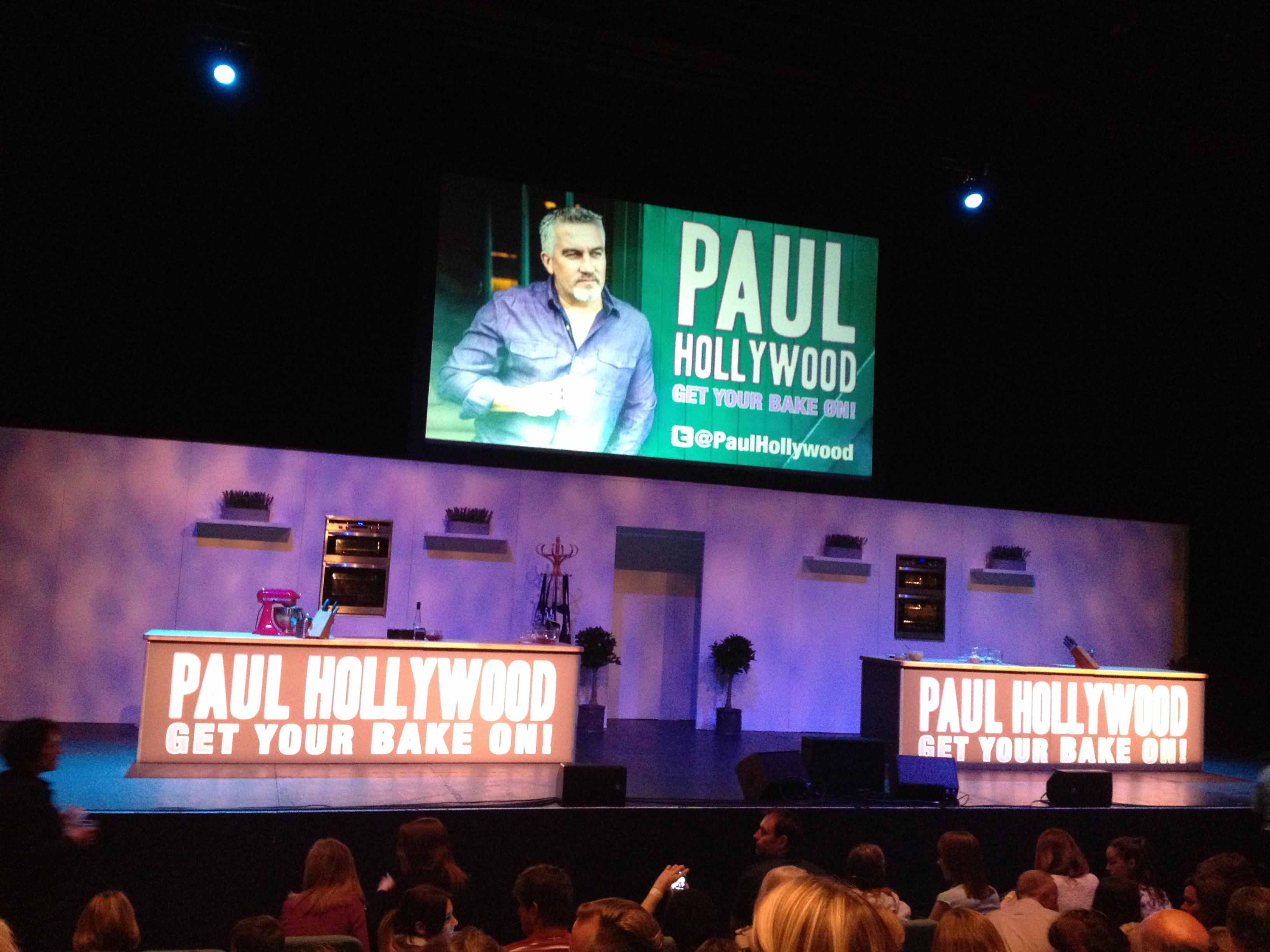 Get Your Bake On - A night with Paul Hollywood