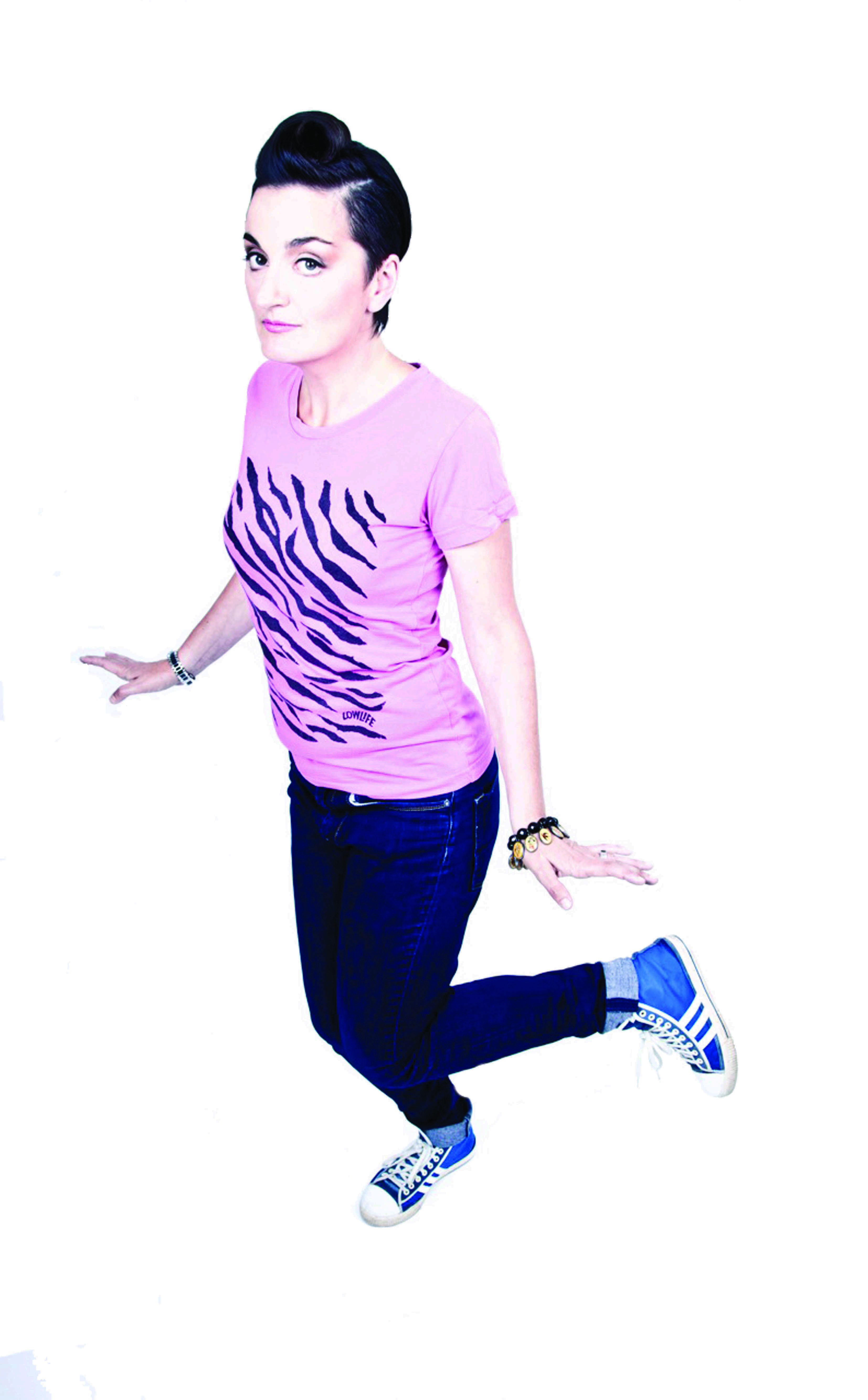 Q&A with Zoe Lyons