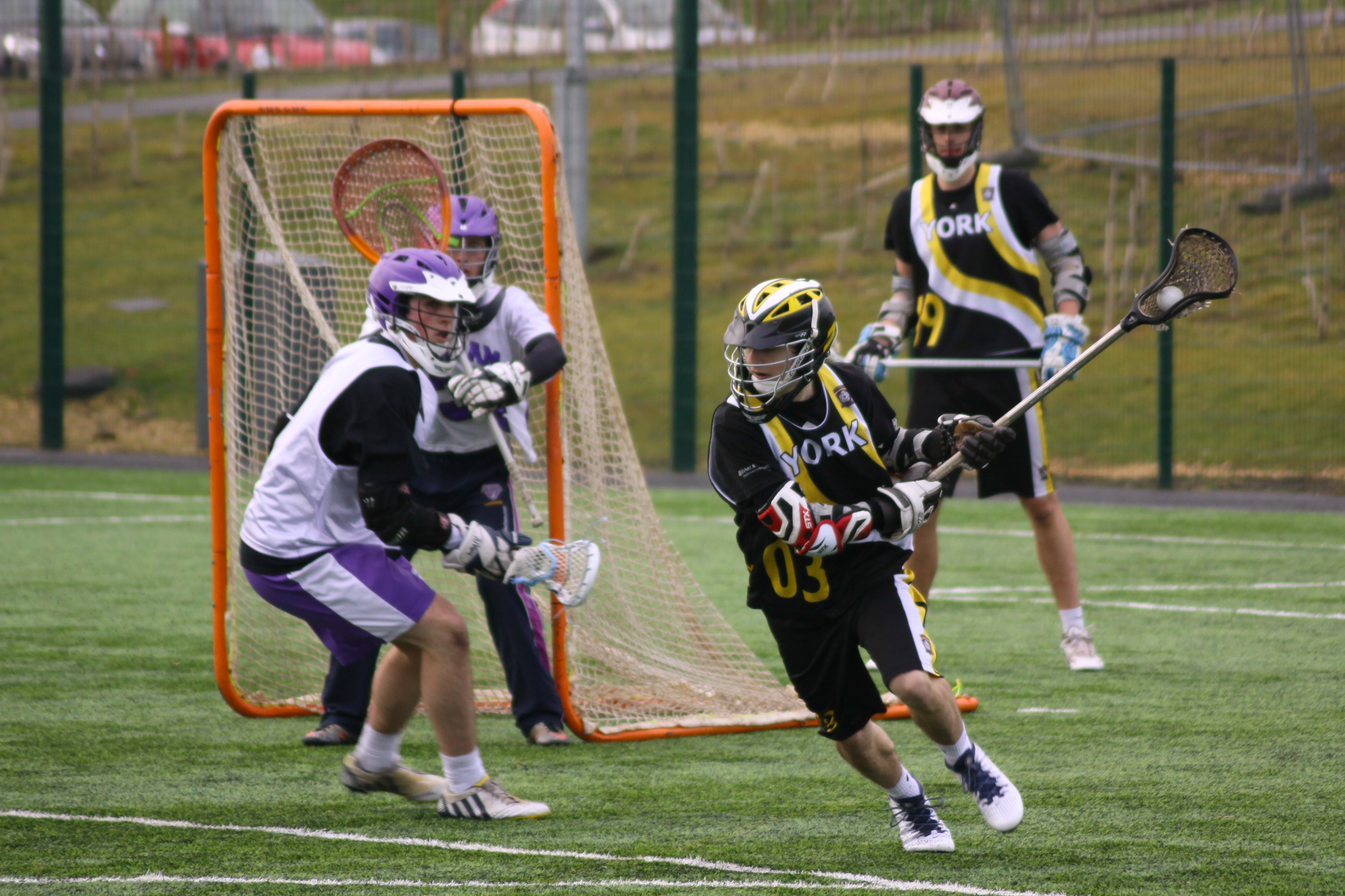 Lacrosse College League confirmed for 2015