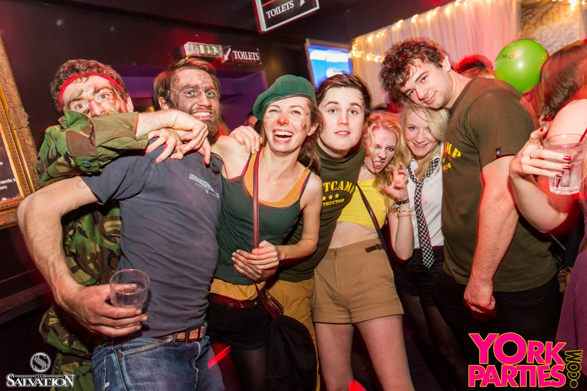 A Freshers' Guide to Fancy Dress