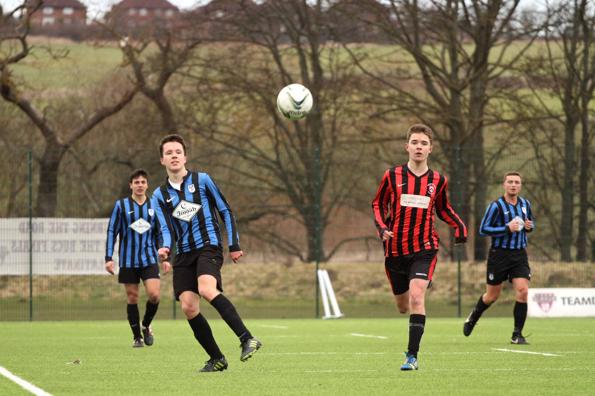 College sport leagues see tense finish