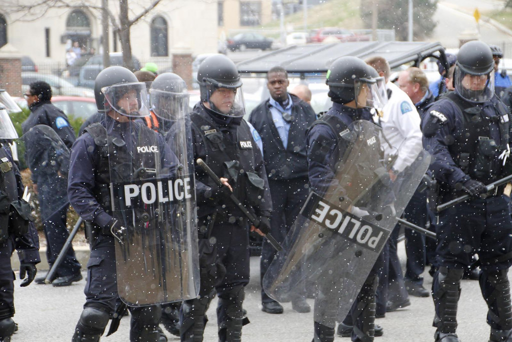 US policing desperately needs reform