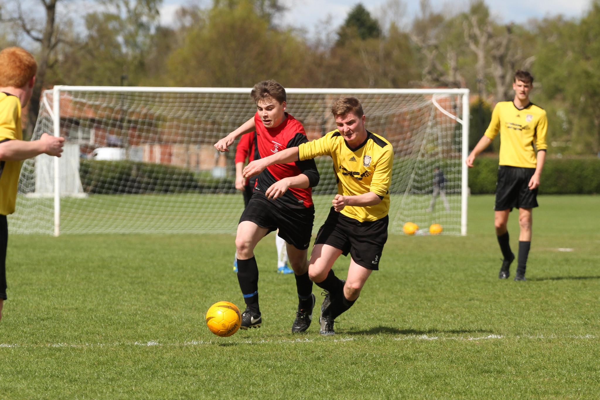 UYAFC Thirds edge out Lancaster