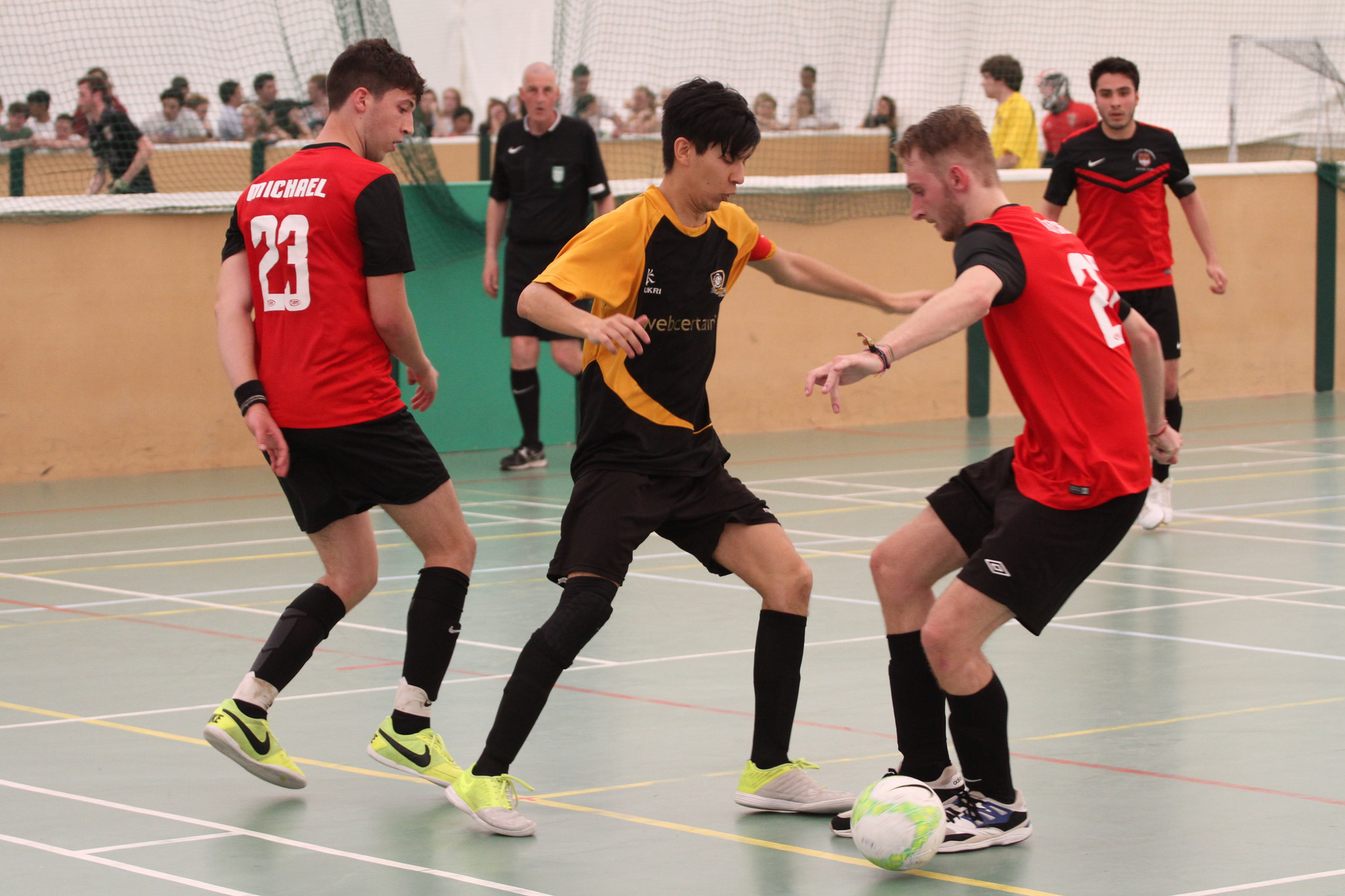 Club Profiles: Futsal