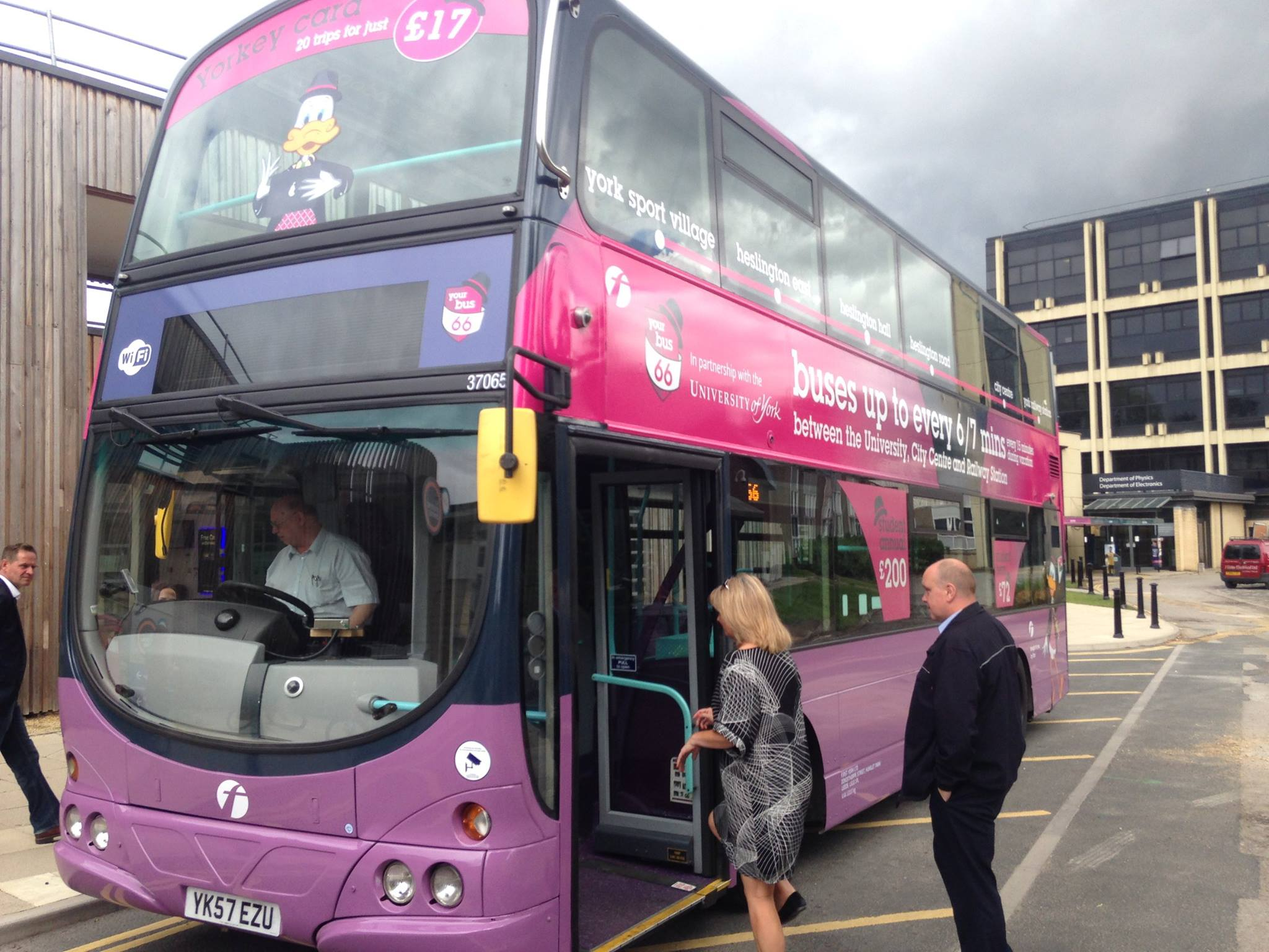 44 bus cut leaving 66 as sole provider