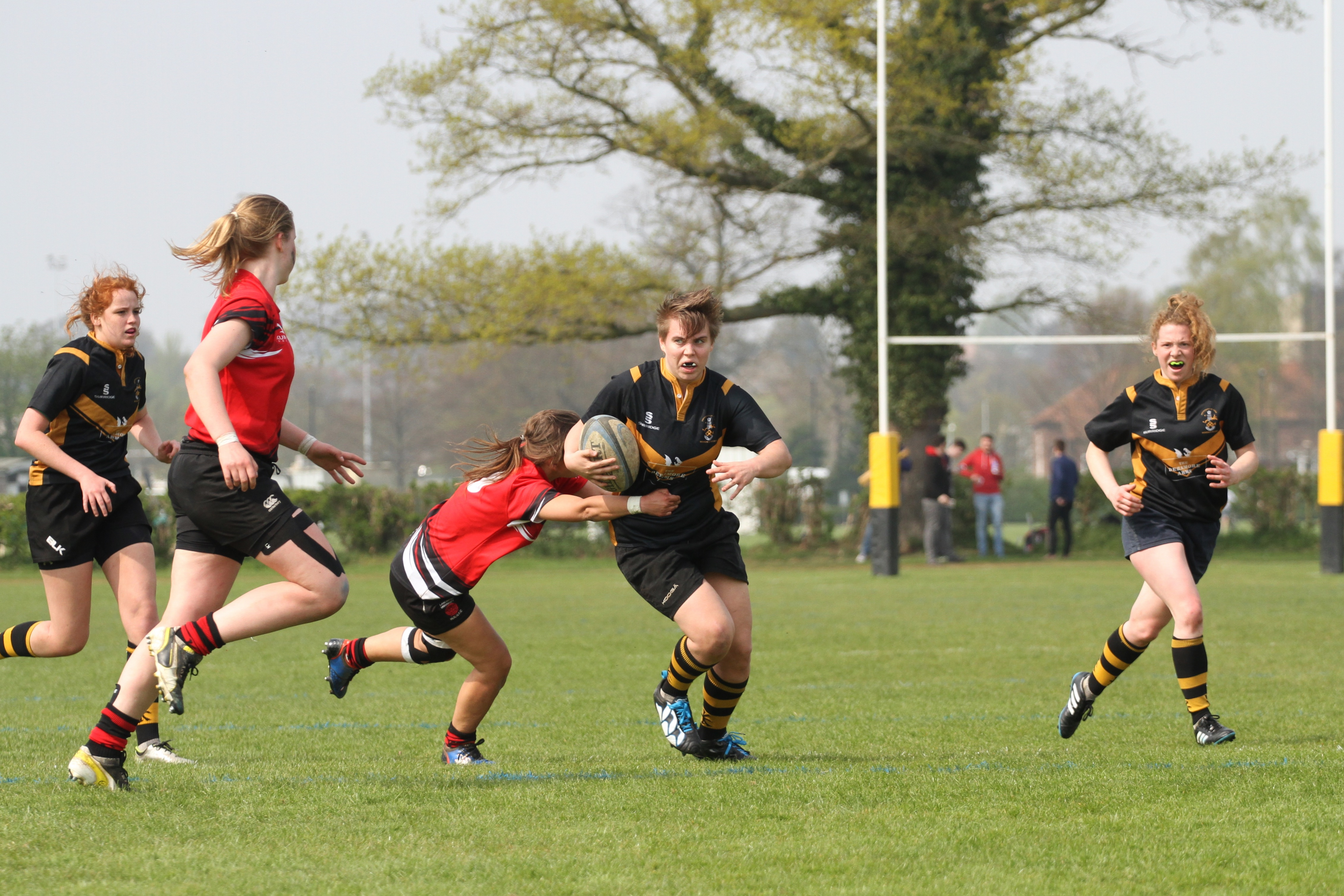 Club Profiles: Women's Rugby