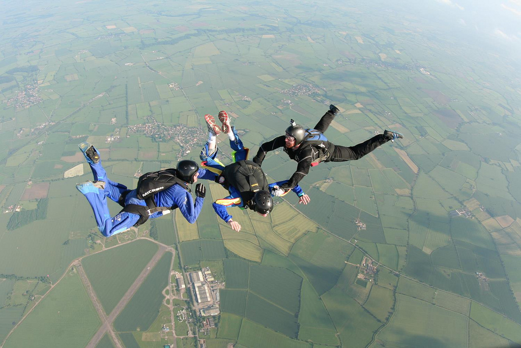 Club Profile: Skydiving