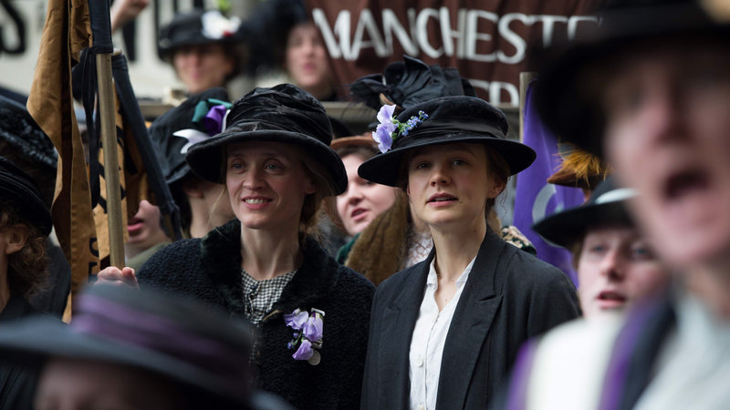 Review: Suffragette