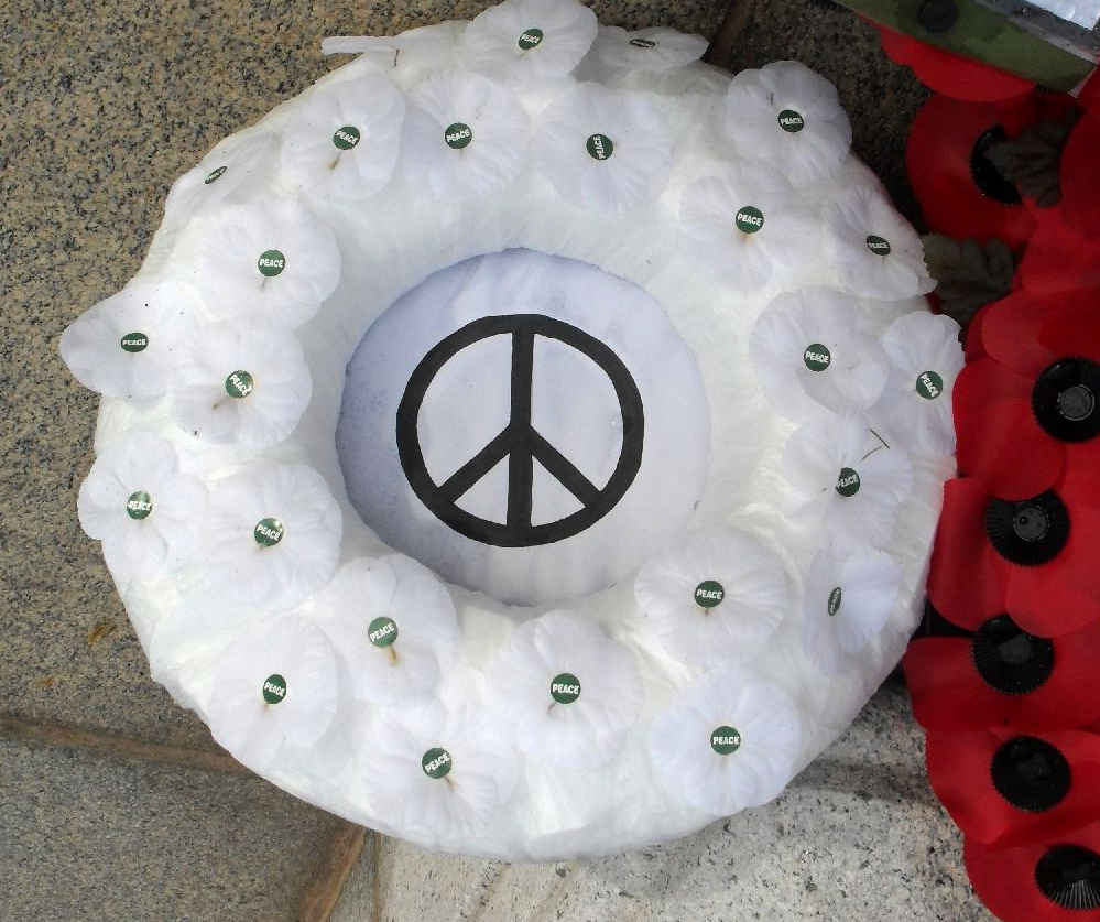 Clash of Comments: Should we wear white poppies instead of red?