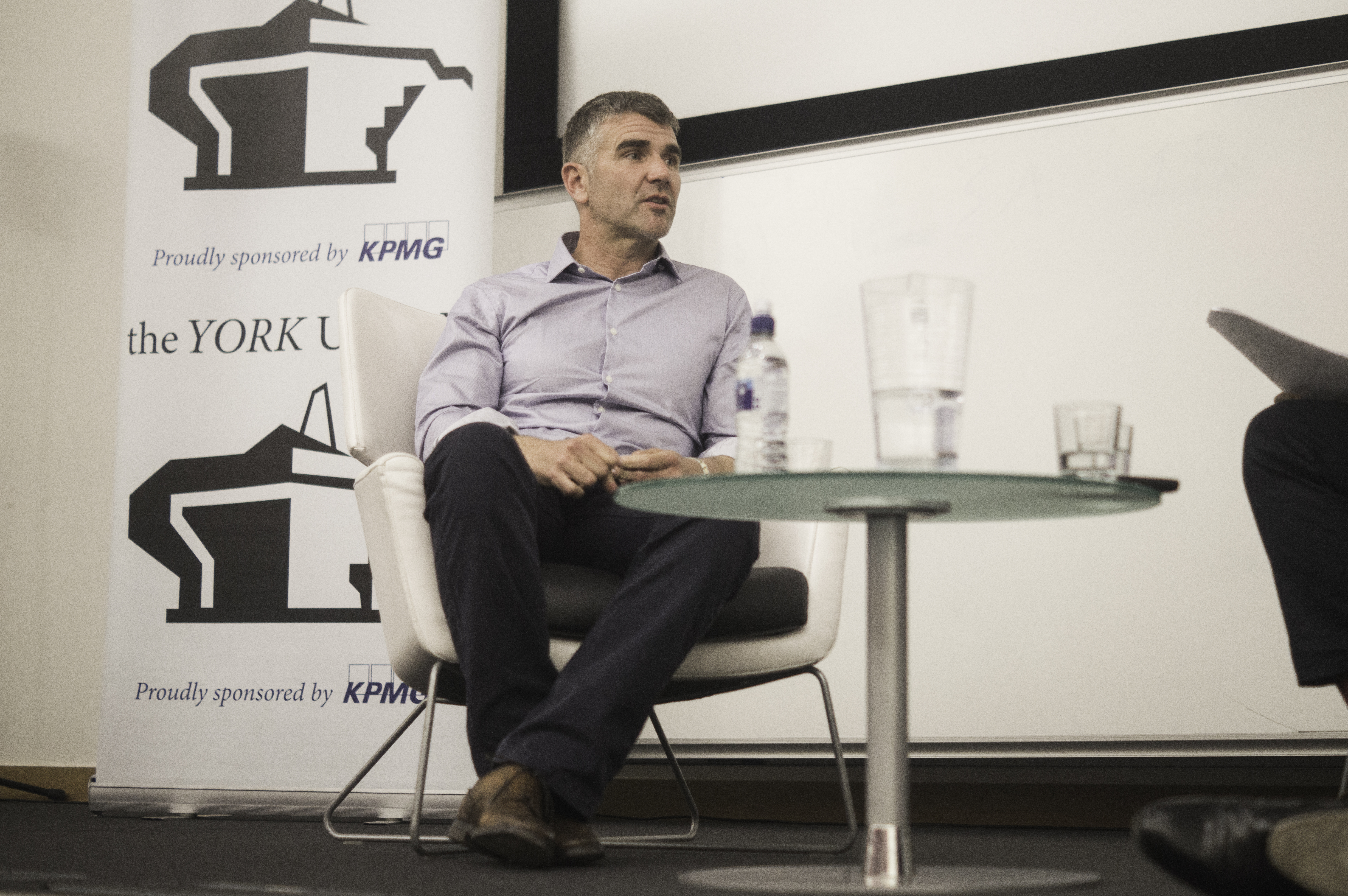 An interview with Ivan Massow