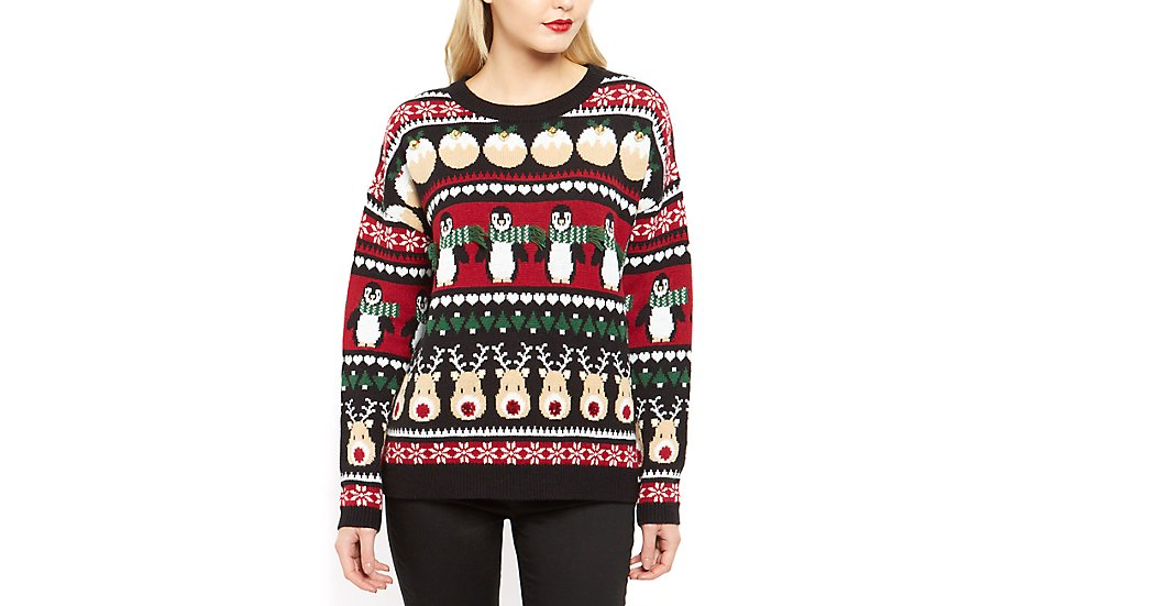 A Celebration of the Christmas Jumper