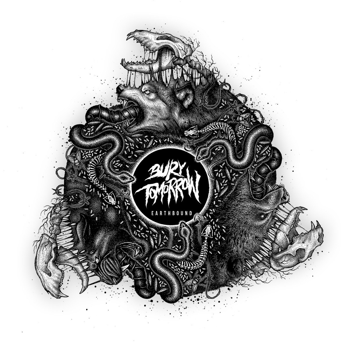 Album Review: Bury Tomorrow - Earthbound