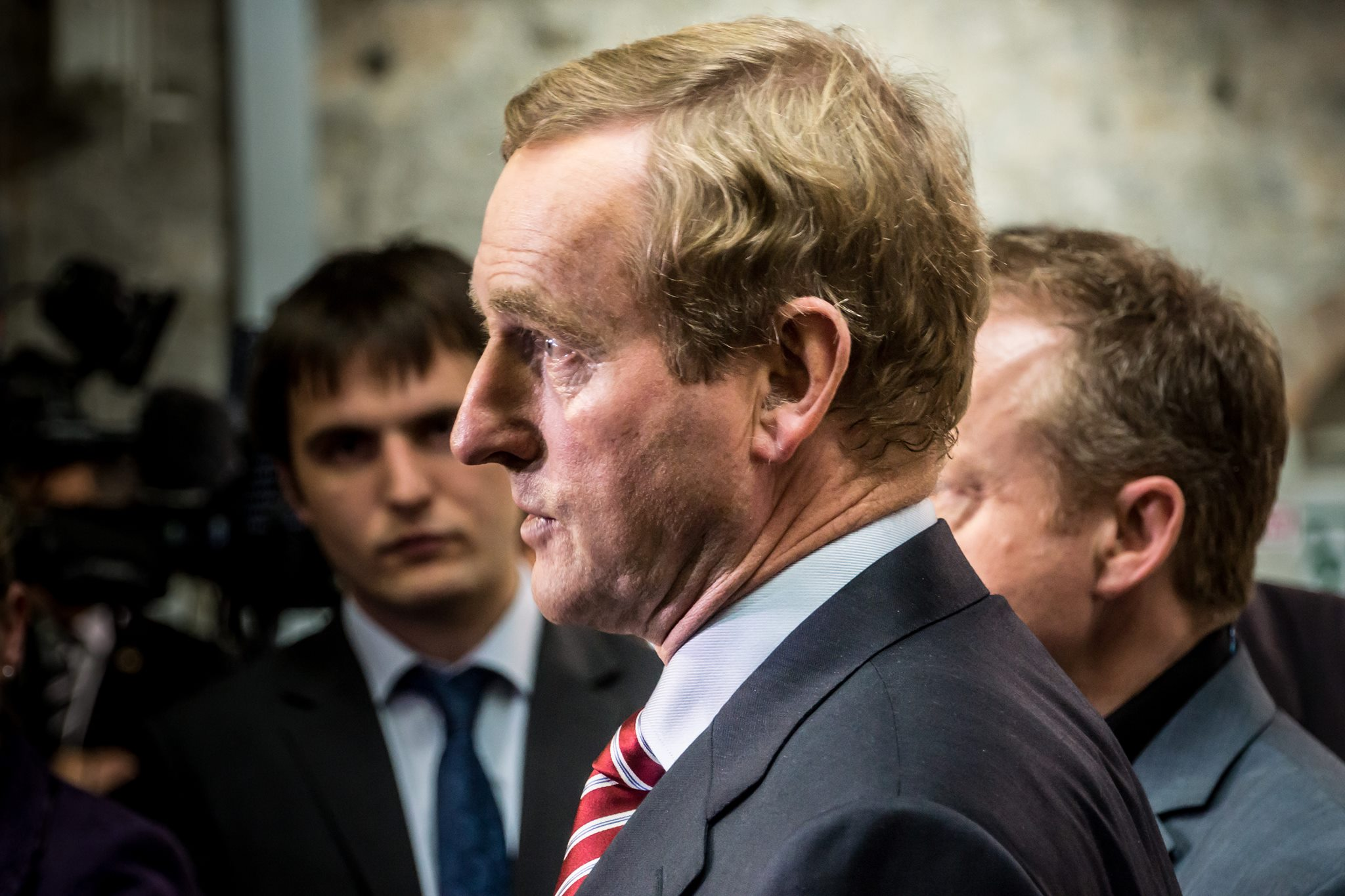 Irish Elections '16: The end for Kenny?