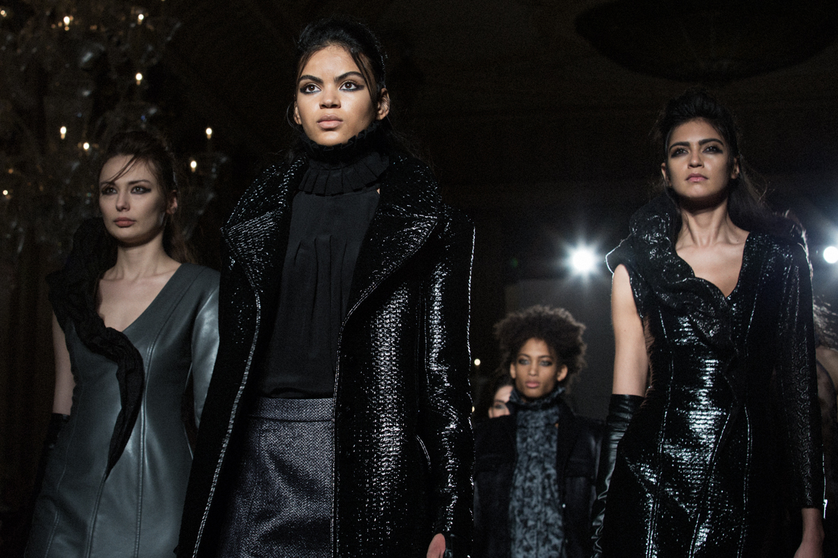 Paul Costelloe - AW16 Show Report