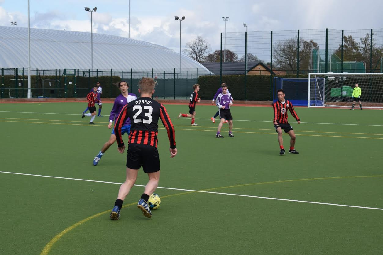 Alcuin stunned by Vanbrugh Seconds