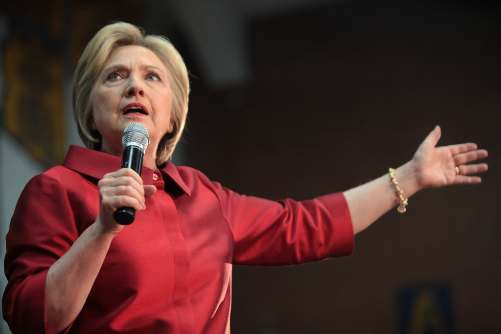 Trump's lessons for team Hillary