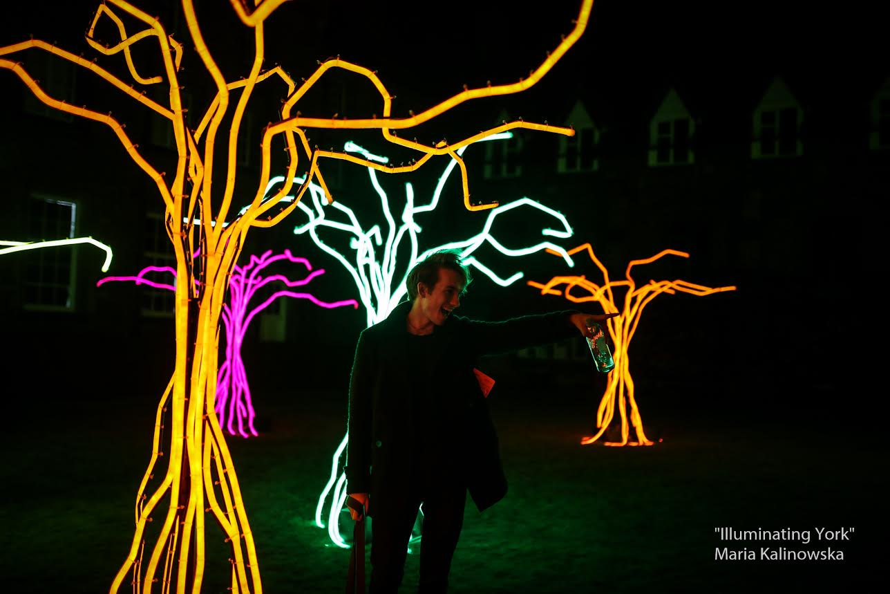 Northern Youth hosts exhibition at the Minster as part of Illuminating York