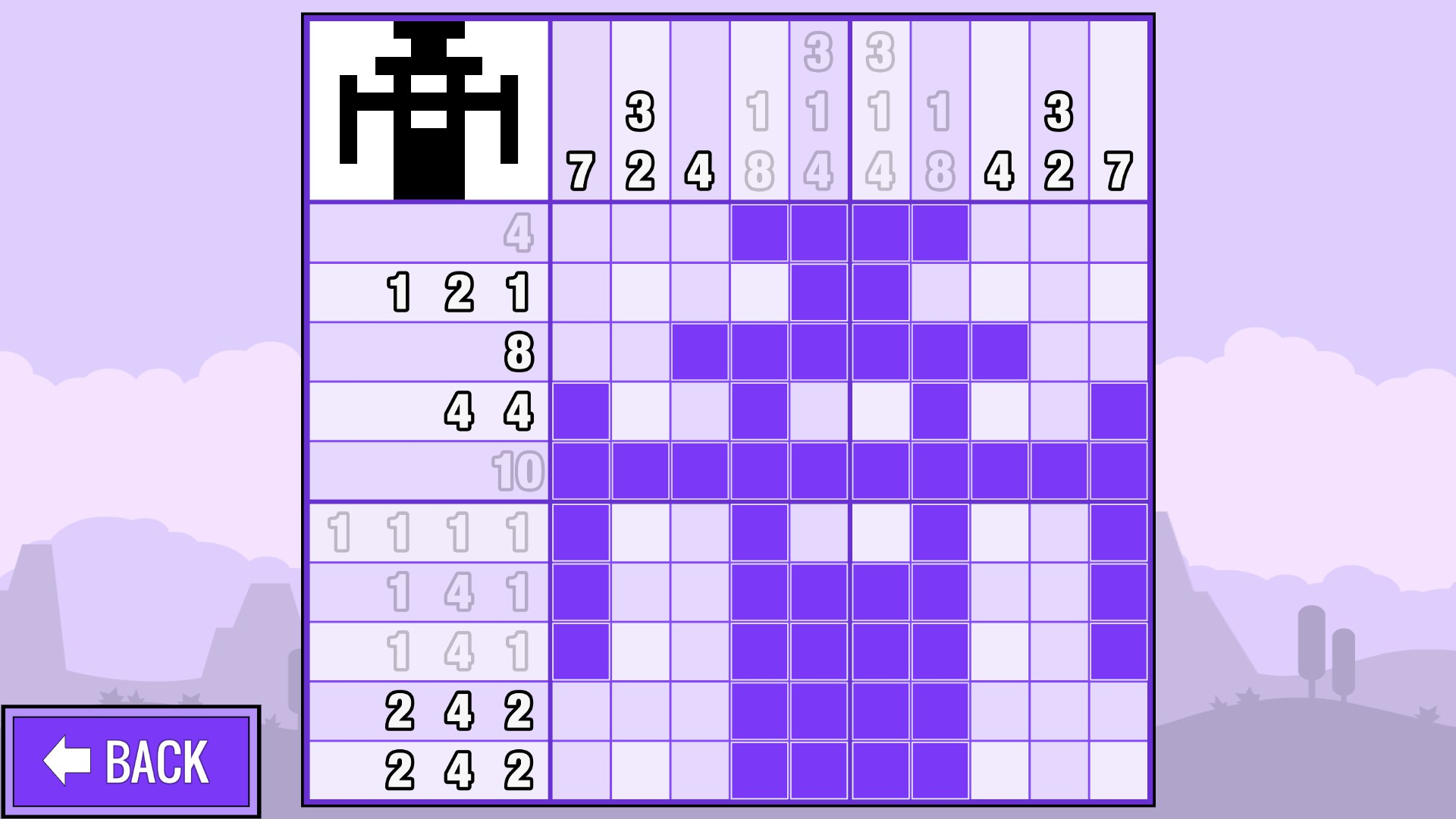 Mobile Gaming: The Pleasures of Picross