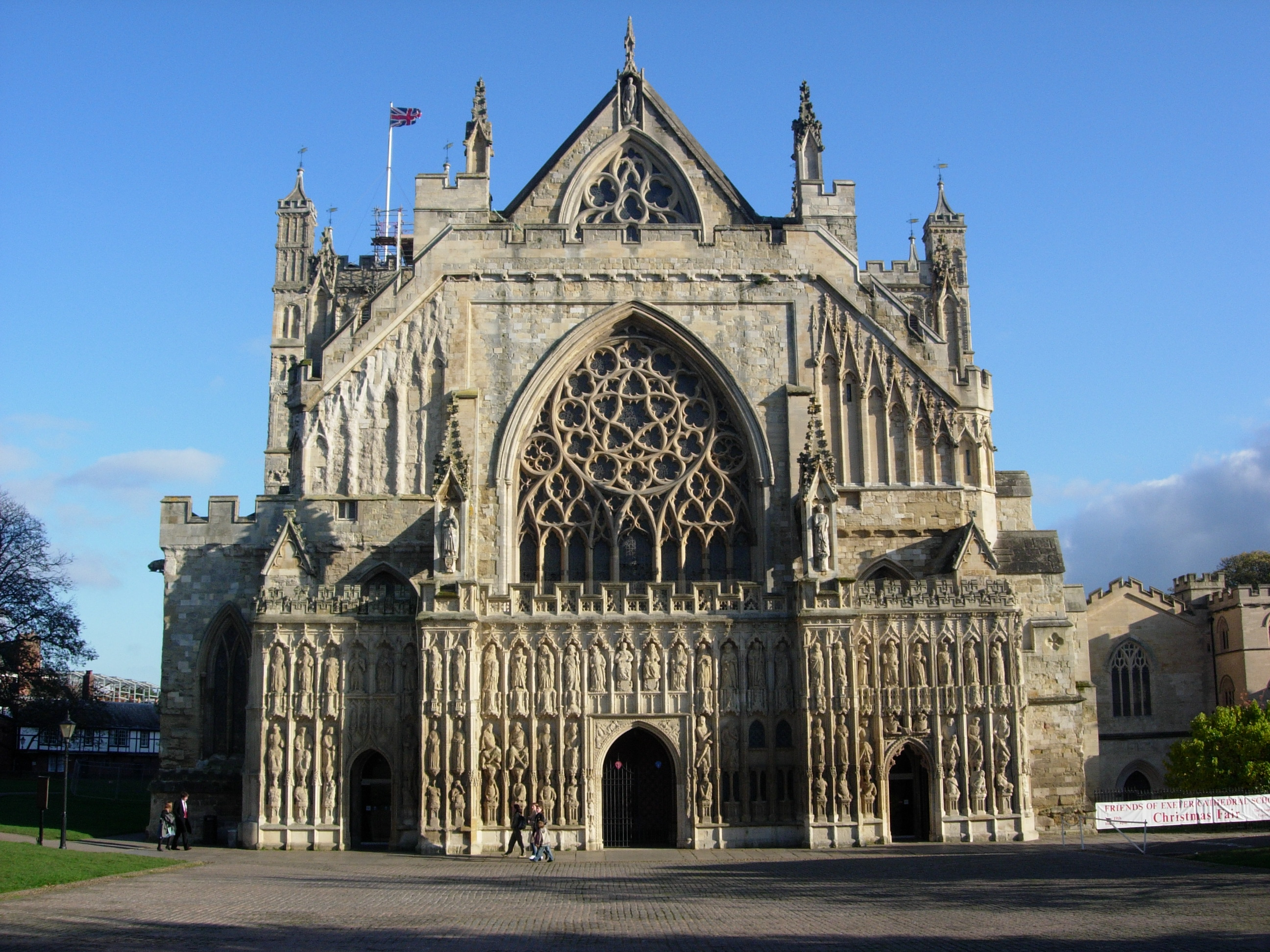 Exeter's gems: from cathedrals to coffee shops