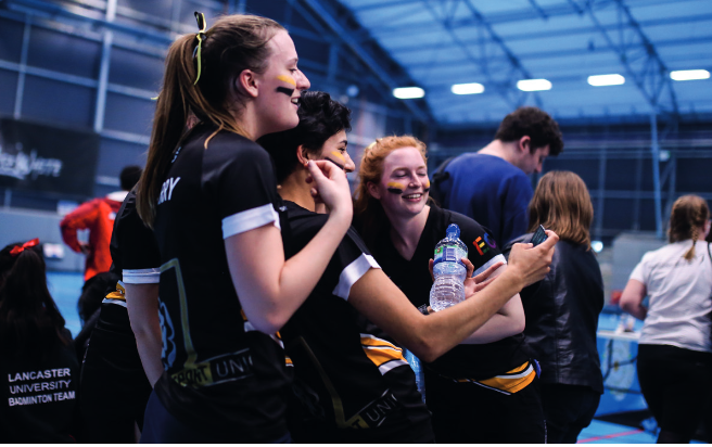 Badminton victory secures Roses for York