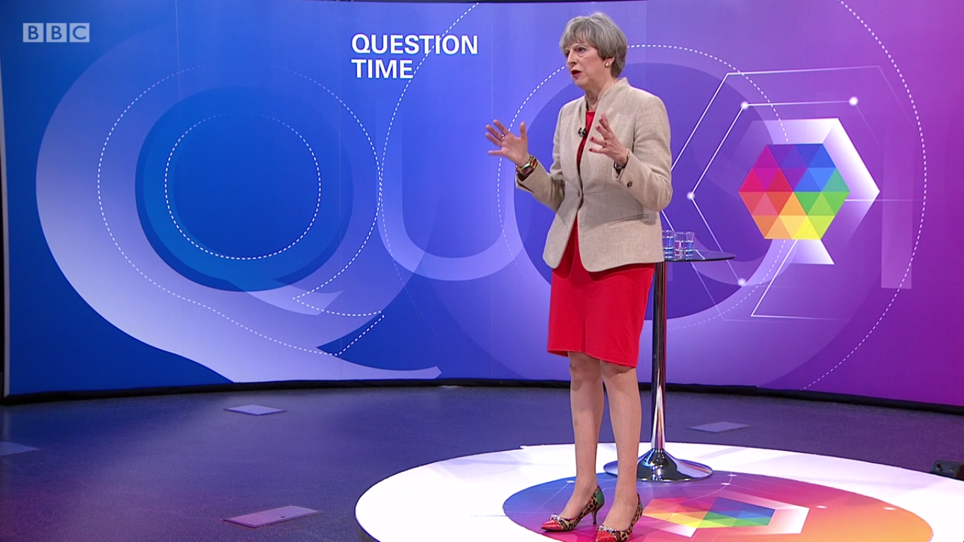 A behind-the-scenes take on Question Time, York