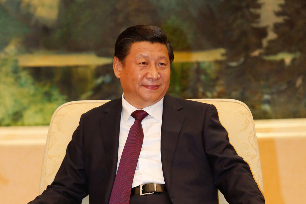 President Xi immortalised at National Congress