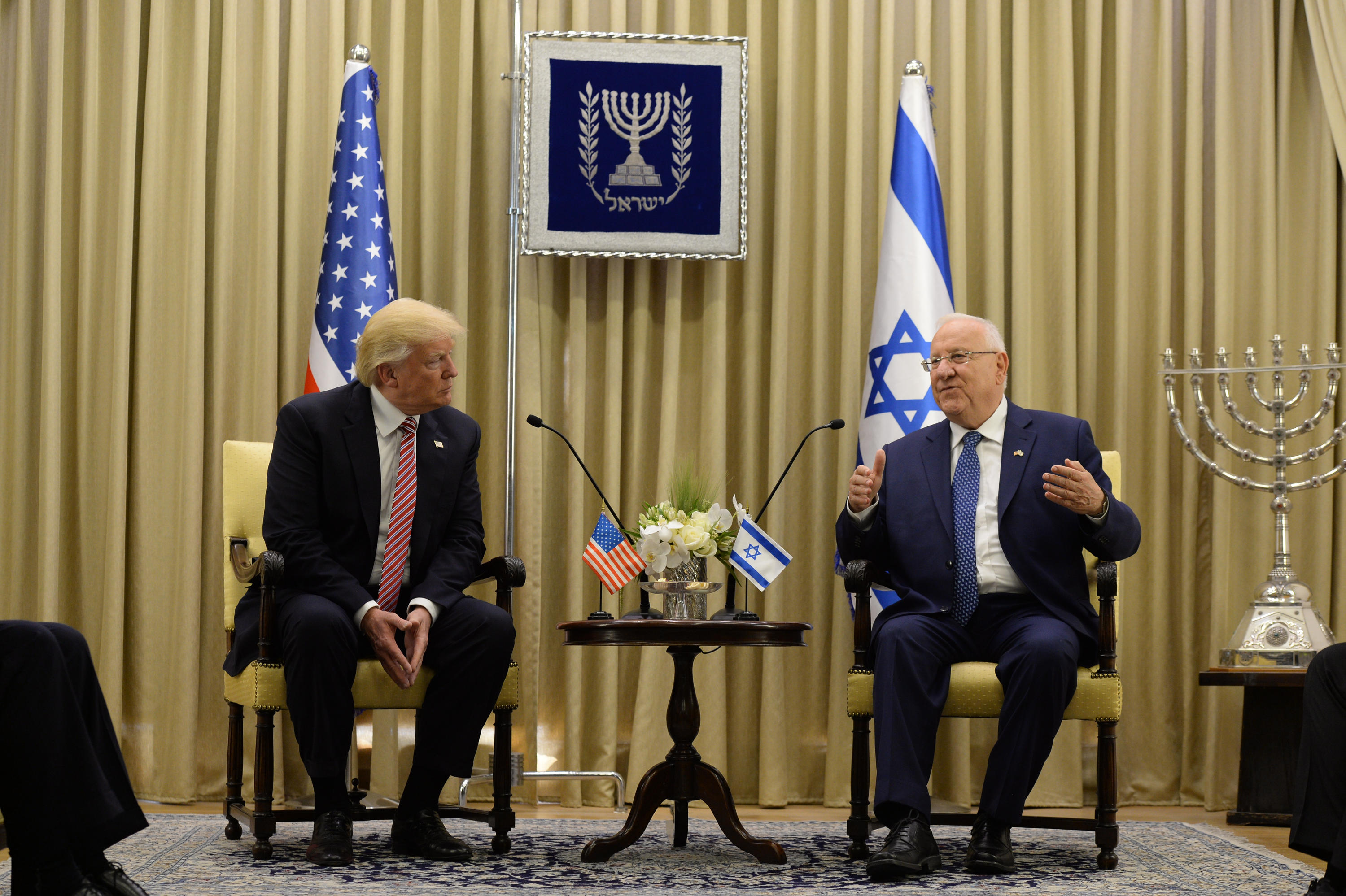 Key Campus figures react to Trump recognising Jerusalem as capital of Israel