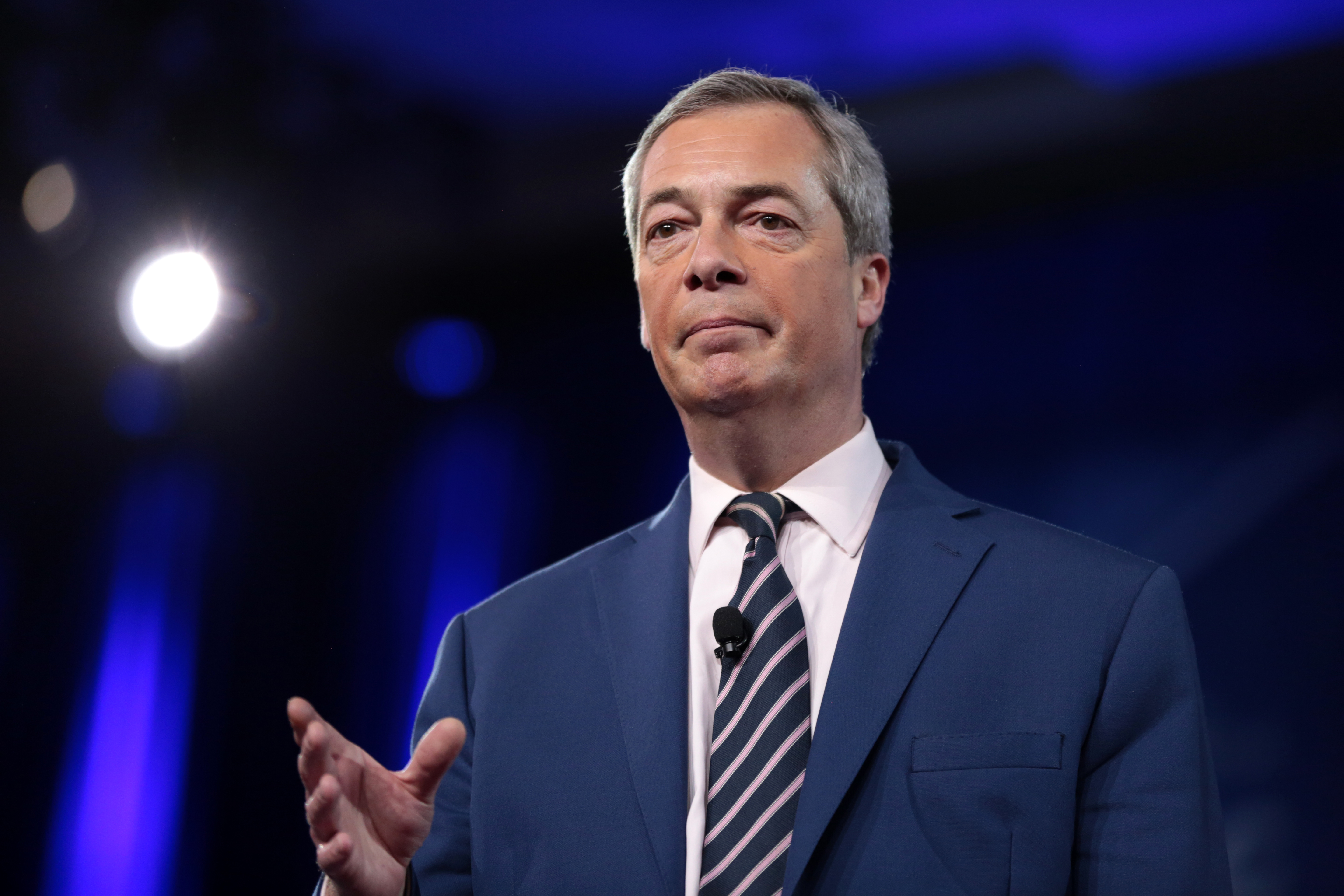 Europhiles find unlikely new ally in Farage