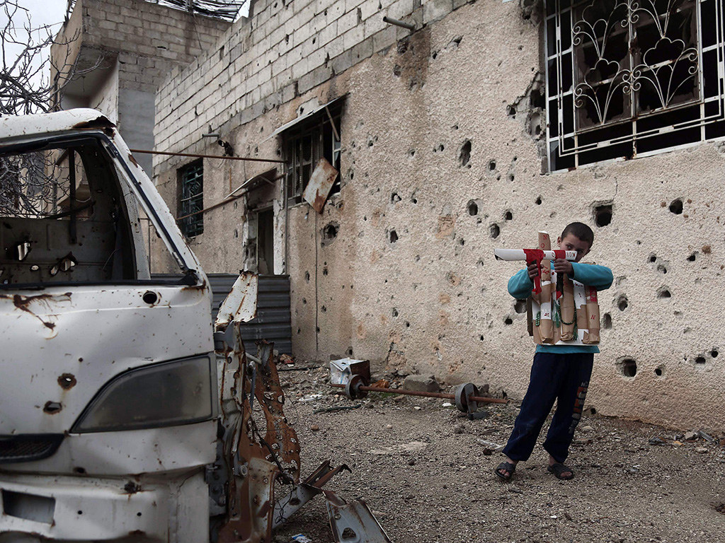 No end in sight in Syria