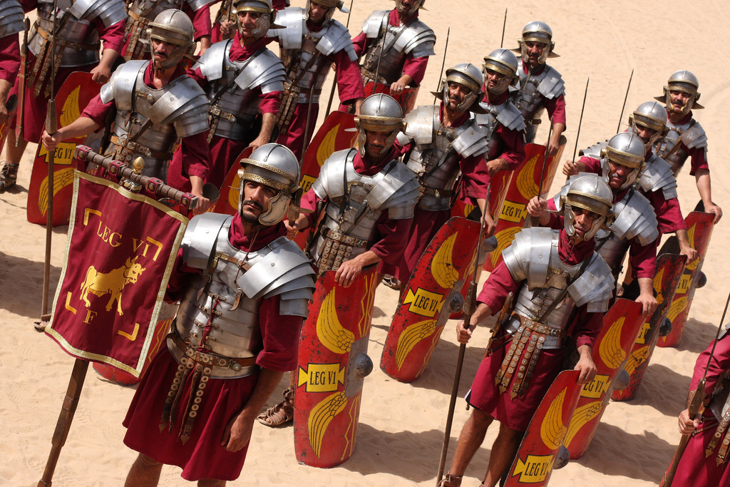 """What have the Romans ever done for us?"" Informed us about financial crises"