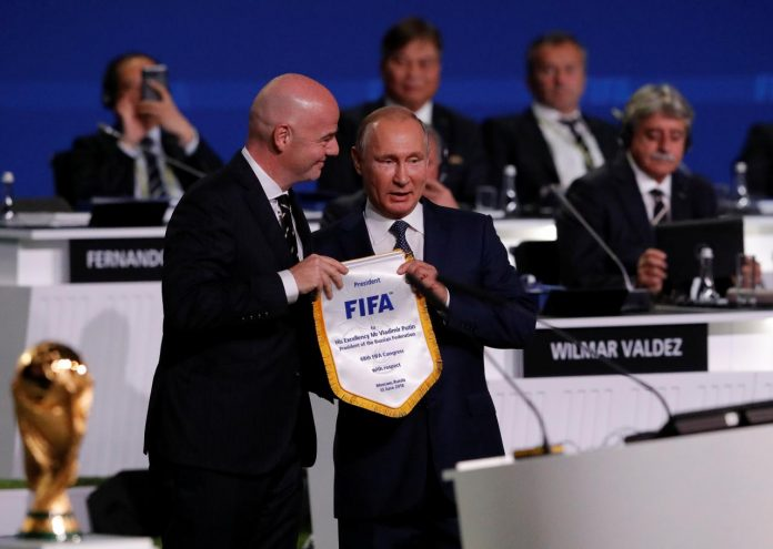 The politics of the World Cup