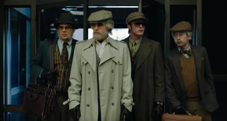 Review: American Animals