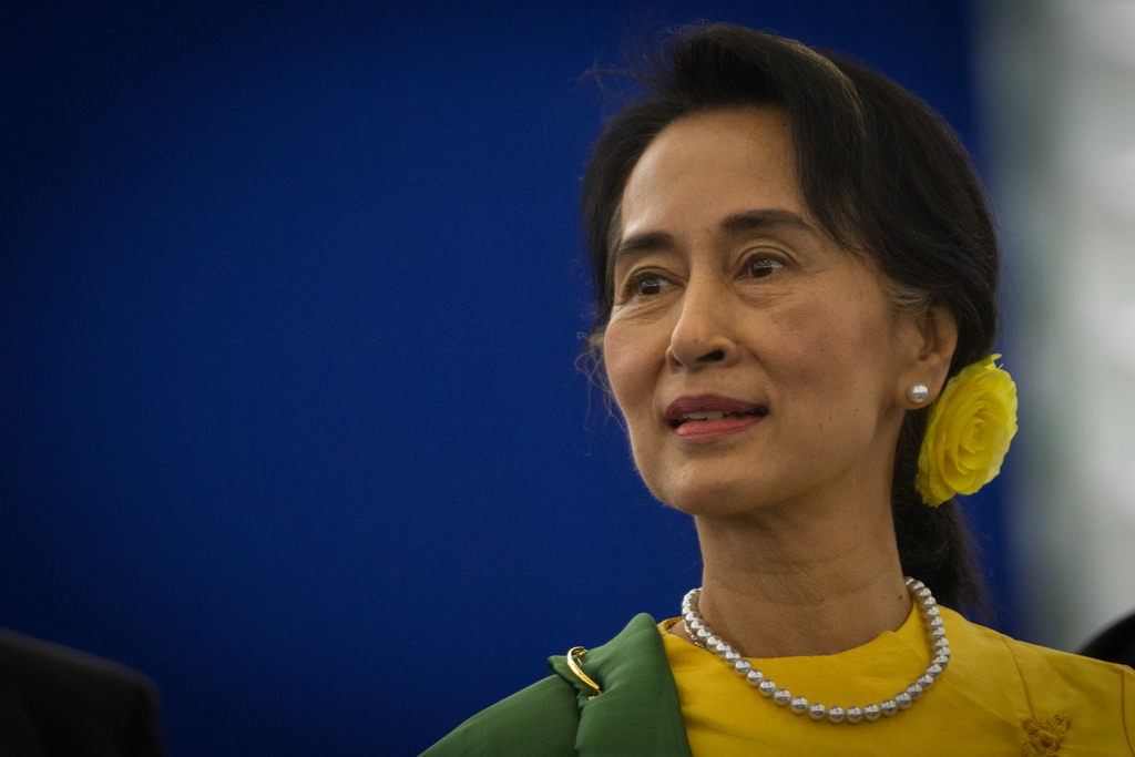 Aung San Suu Kyi - from the oppressed to the oppressor