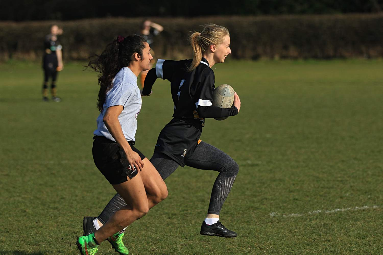 Women's Touch Rugby A