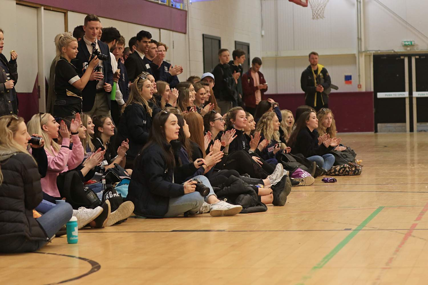 Derwent turning out in force for Netball A