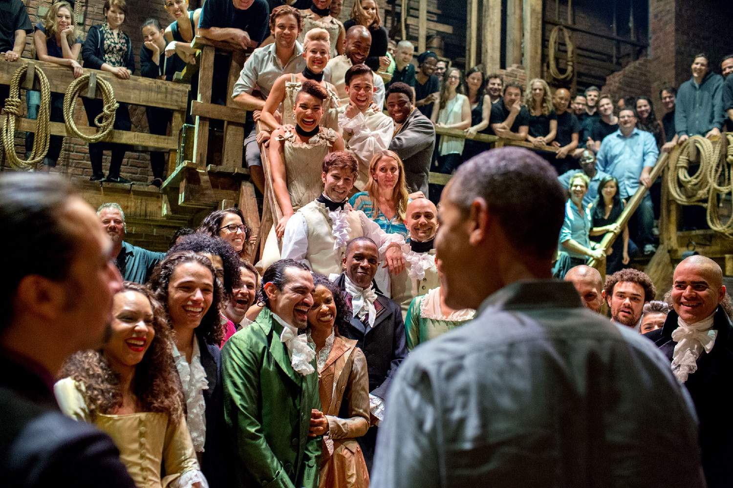 Theatre Review: Hamilton