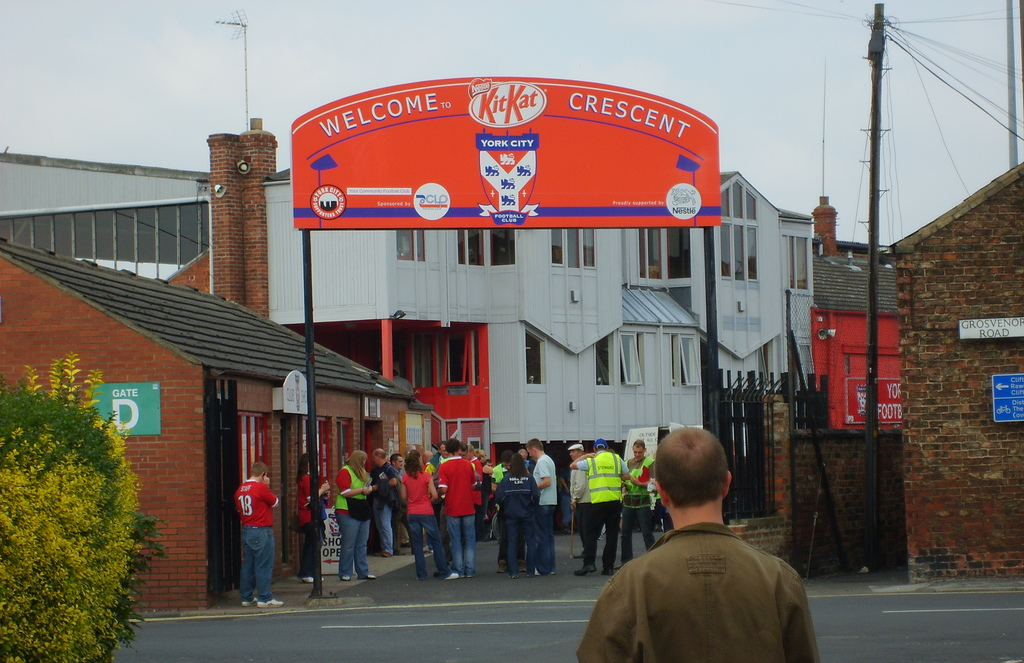 York City press conference: Plans announced to commemorate Bootham Crescent