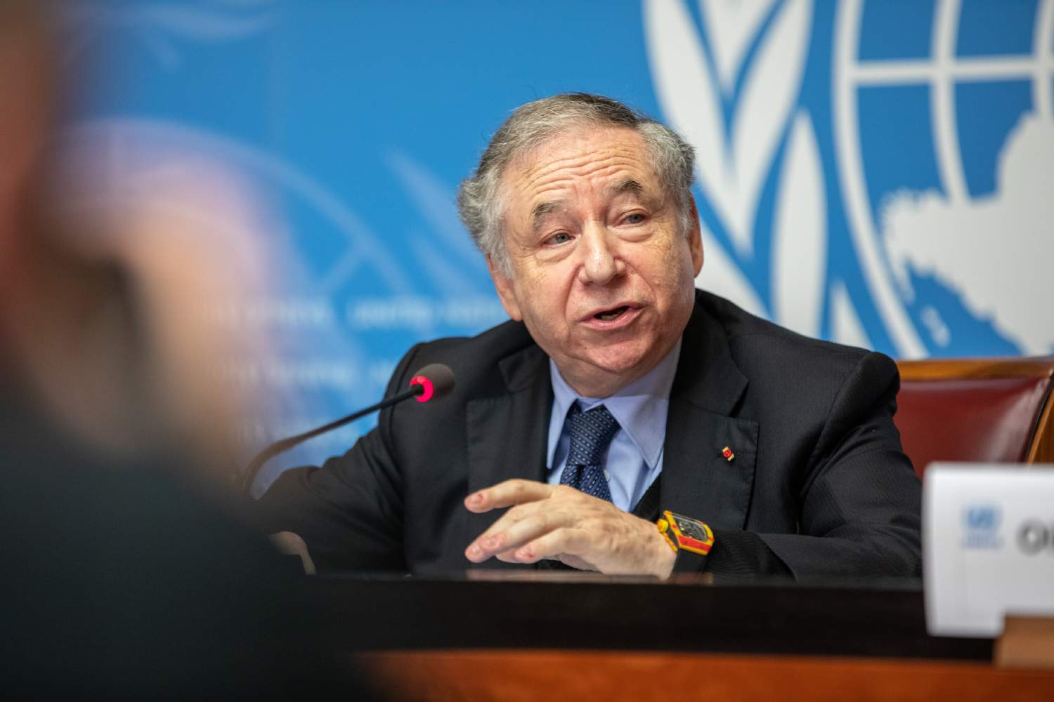 Jean Todt: All Lives Matter and sexual assault as part of a 'private life'