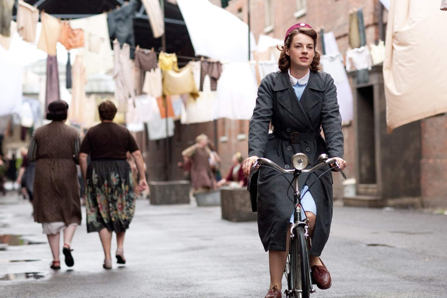 Call the Midwife: Why it isn't Just for the Mums
