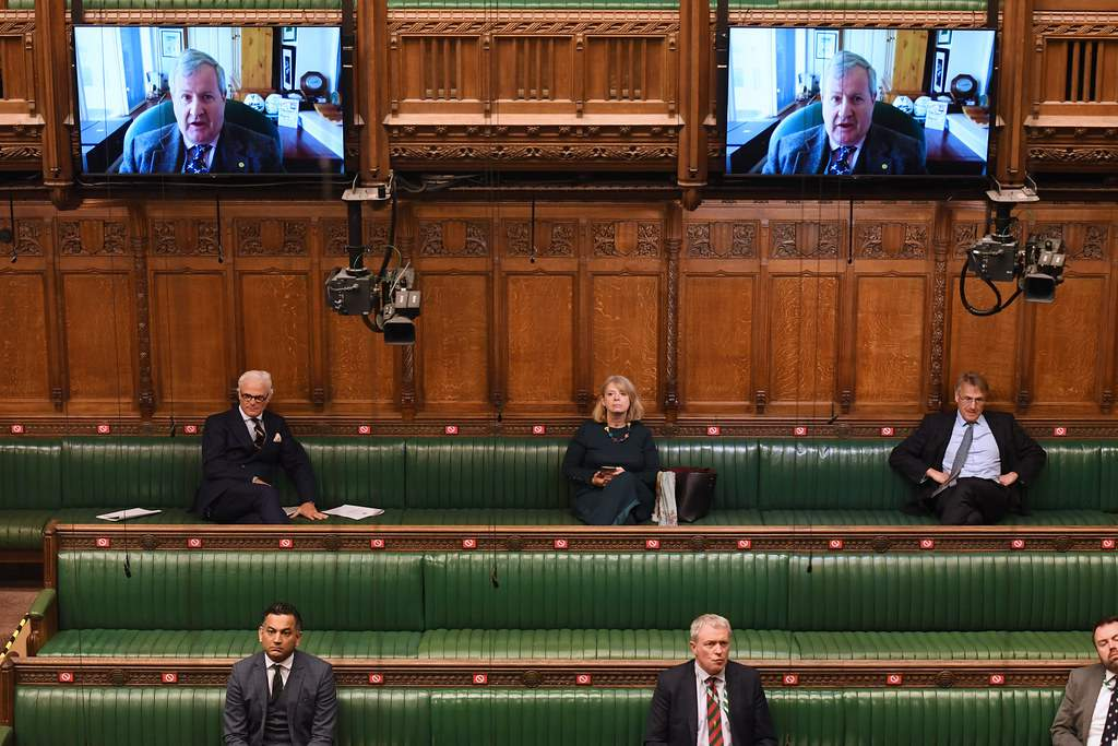 Round up of the last year in Parliament