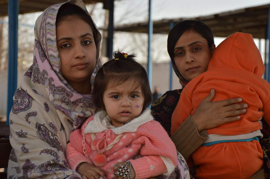 UK government outlines scheme to resettle Afghan refugees