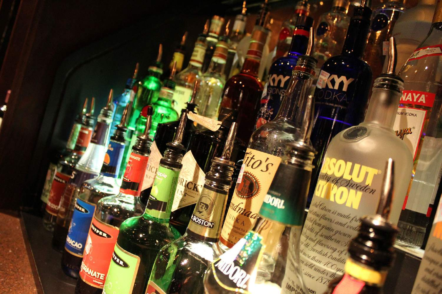 Alcohol Doesn't Have To Be The Focus Of Freshers