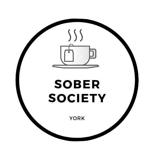 """Sober Society: """"You don't have to be sober to join us!"""""""