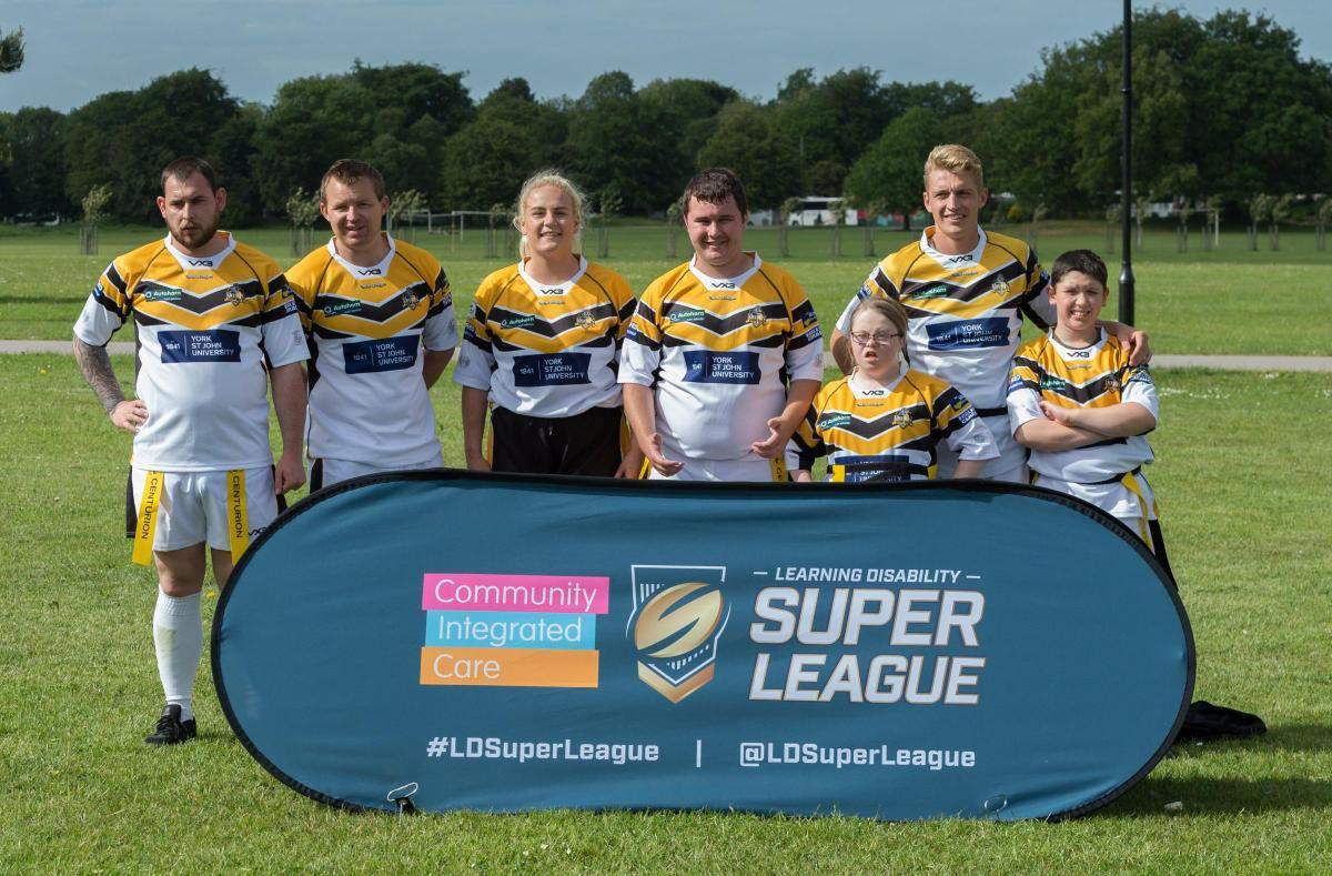 Nouse interviews Adam Prentis from York City Knights Disability Rugby League